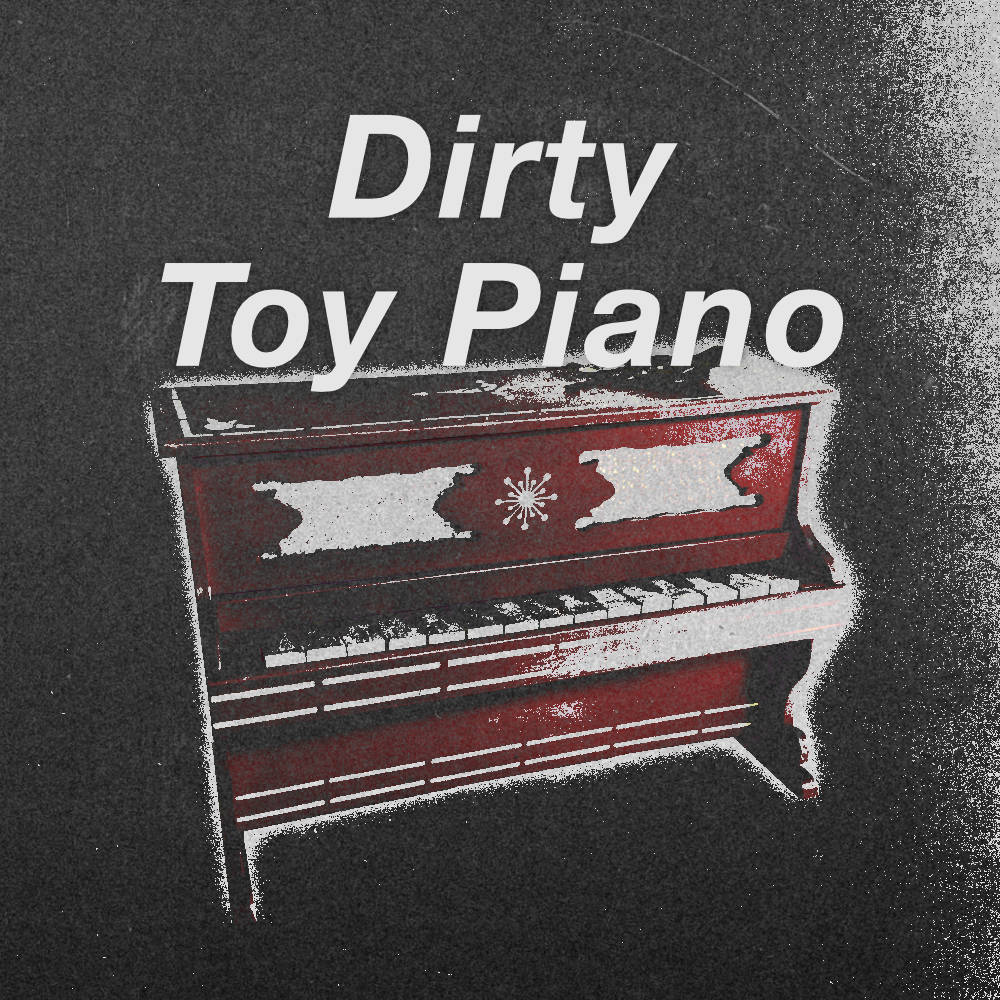 cover toy piano